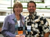 dan-with-author-deb-raney-acfw-2010_400x300